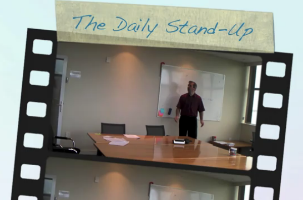 Daily Stand Up video